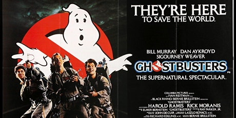 Ghostbusters  (1984) - Open Air Cinema Amsterdam tickets
