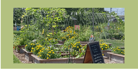An Evening with the Stonington Garden Club in the COMO Children's Garden tickets