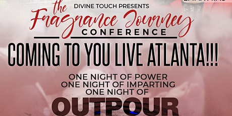 The Fragrance Journey Conference-Atlanta tickets