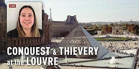 Louvre Museum Virtual Tour Live Interactive ingressos