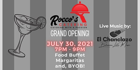 Rocco's Catering Grand Opening tickets