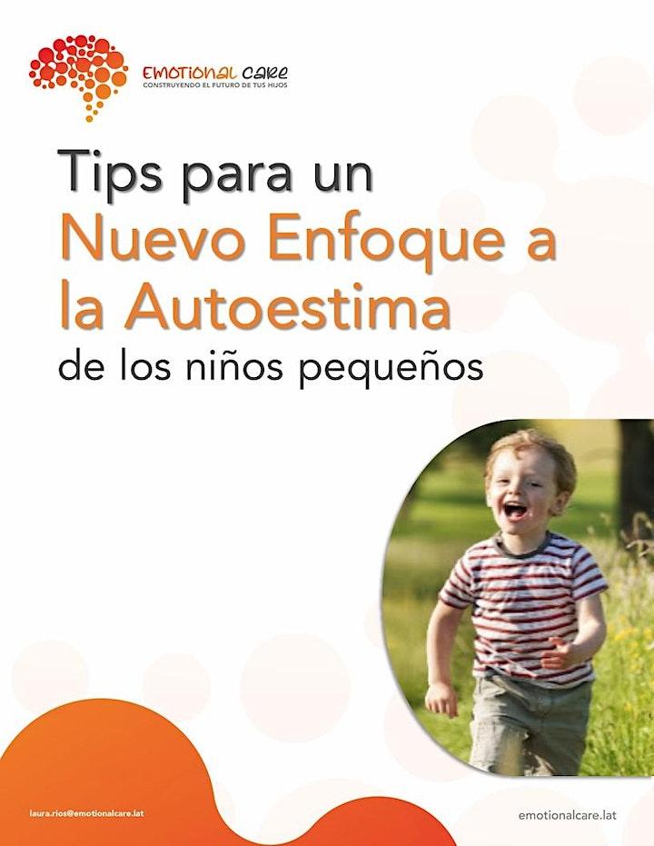 Imagen de Un Nuevo Enfoque a la Autoestima de los niños pequeños