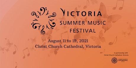 VSMF Concert 2: Borealis String Quartet (7.00 PM seating) tickets