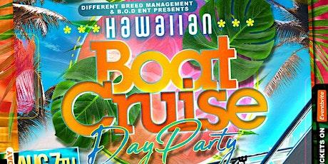Hawaiian Boat Party tickets