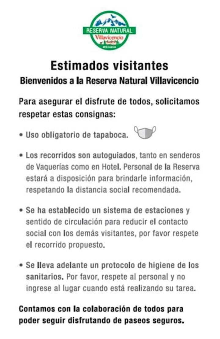 Imagen de Ticket de Ingreso Reserva Natural Villavicencio