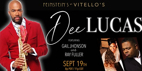 Dee Lucas featuring Gail Jhonson and Ray Fuller tickets