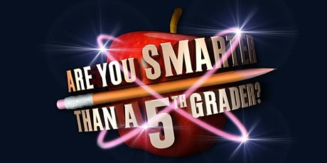 Play 'Are You Smarter Than a 5th Grader' at Railgarten tickets