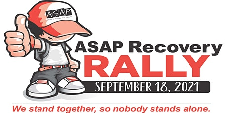 ASAP Recovery Rally and Walk 2021 tickets