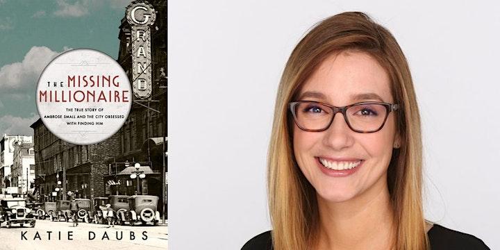Fall Author Series: Katie Daubs image