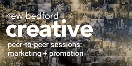NB Creative Peer-to-Peer Sessions: Marketing Kits with Lindsay Miś tickets