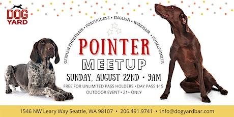 Pointer Dog Meetup at the Dog Yard tickets
