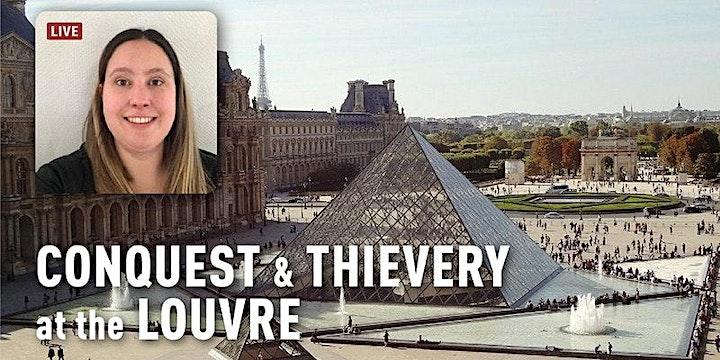 Louvre Museum Live Interactive Virtual Tour image