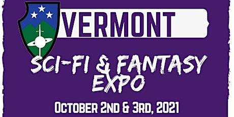 Vermont Sci-Fi & Fantasy Expo 2021 tickets