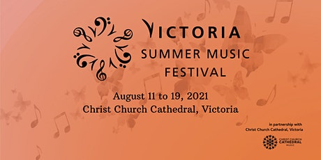 VSMF Concert 4:  Schubert with Blackman, Yoon and Rowe (7.00 PM seating) tickets