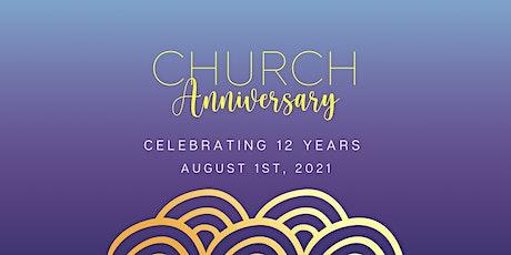 Fresh Start Church 12th Anniversary tickets