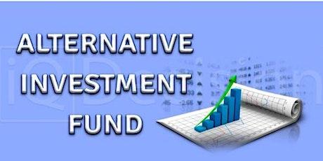 Alternative Investment Workshop tickets