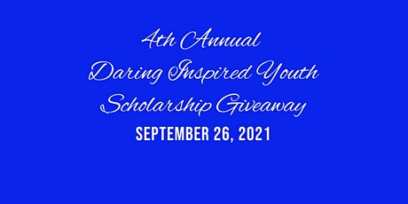 Daring Inspired Youth Virtual Scholarship Giveaway tickets