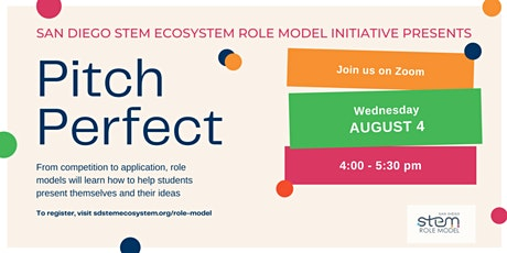 Pitch Perfect: learn how to help youth present themselves and their ideas tickets