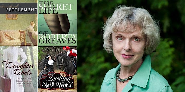 Fall Author Series: Ann Birch image