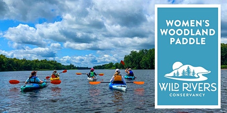 Women's Woodland Paddle tickets