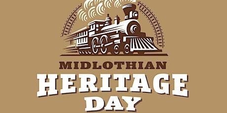 Midlothian Heritage Days tickets