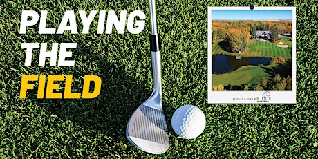Golf Charity Classic with Mayoral Candidate, Brad Field tickets