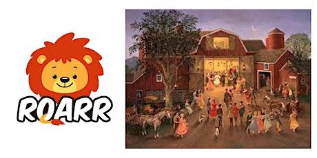 ROARR Barn Dance Fundraiser tickets