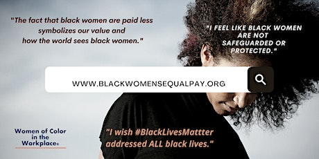 Black Women's Equal Pay Day: Be  Unapologetic About  Money,  Worth & Wealth tickets