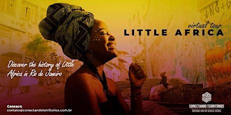 Little Africa Rio de Janeiro Virtual Tour tickets