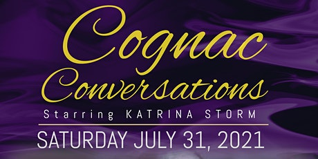 COGNAC CONVERSATIONS Soulful Showcase Starring KATRINA STORM tickets