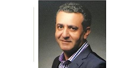 Pars Talk w/ Hassan Parsa, VP Global Head Corporate Development at ARM Tickets