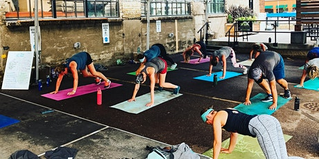 Burpees & Beer @ Dual Citizen Brewing Company tickets