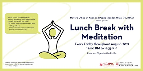Lunch Break with Meditation tickets