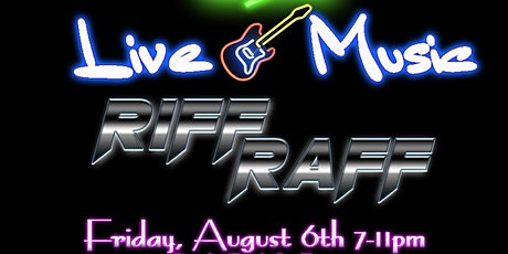 Live Music by RIFF RAFF tickets