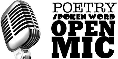 Poetry, Spoken Word, and Open Mic Night Presented by Just Cares Inc. tickets