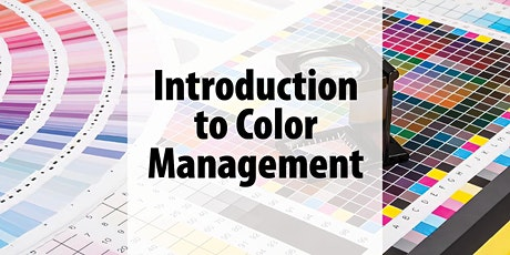 Introduction to Color Management tickets