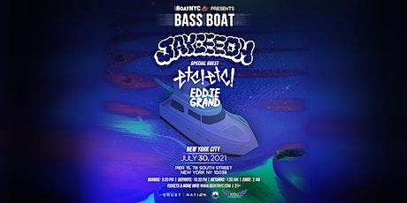 BASS BOAT Presents Jayceeoh  & ETC!ETC! Boat Party NYC tickets