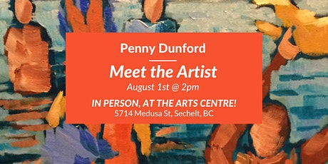 Penny Dunford - Meet the Artist! tickets