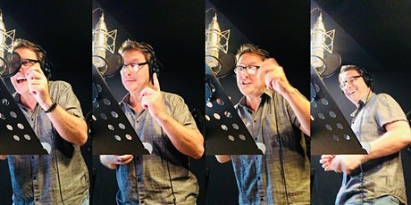 [WORKSHOP] Voice Acting for TV & Radio Advertising (July 27) Tickets