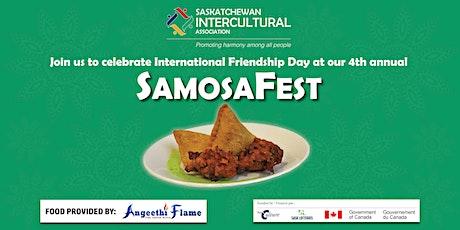 SIA SamosaFest 2021 tickets