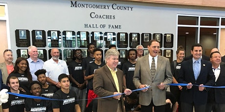 2021 Montgomery County Coaches Hall of Fame  Banquet tickets