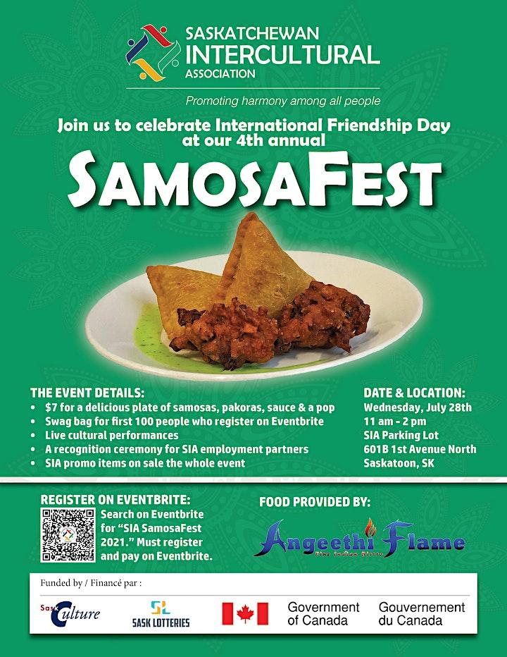 SIA SamosaFest 2021 image