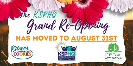KSPHQ Grand Re-Opening tickets