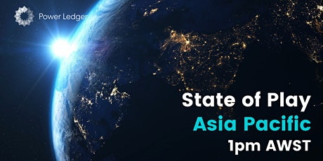 State of Play Briefing (Asia Pacific) tickets