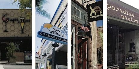 State Street Santa Barbara Staff Guided Tour tickets