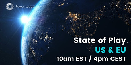 State of Play Briefing (US and EU) tickets