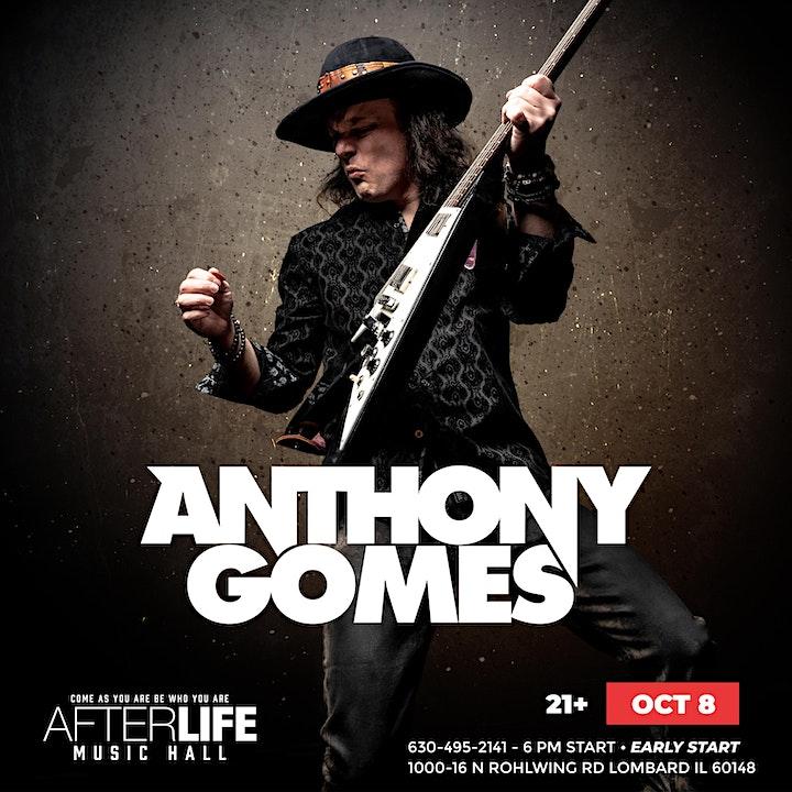 Anthony Gomes at Brauerhouse / B-House Live! image