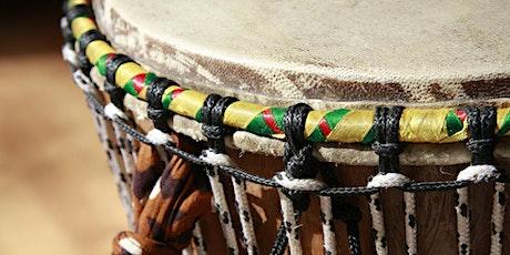 Atelier d'initiation aux percussions et flûtes (PRÉSENTIEL) billets