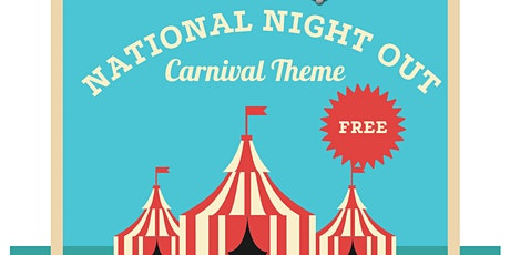 National Night Out: Carnival Block Party tickets