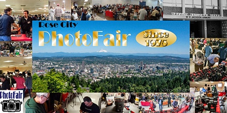 6th Annual Rose City PhotoFair tickets